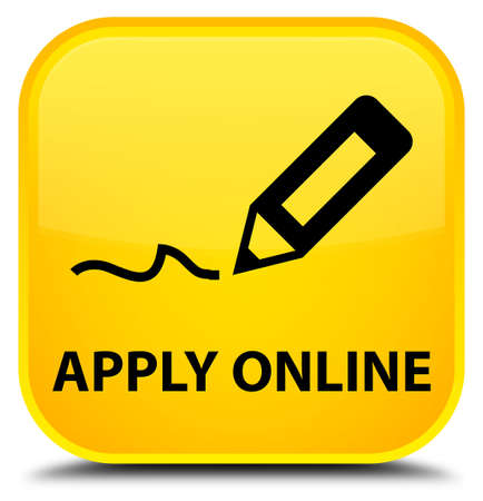 registry: Apply online (edit pen icon) yellow square button