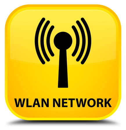 wlan: Wlan network yellow square button