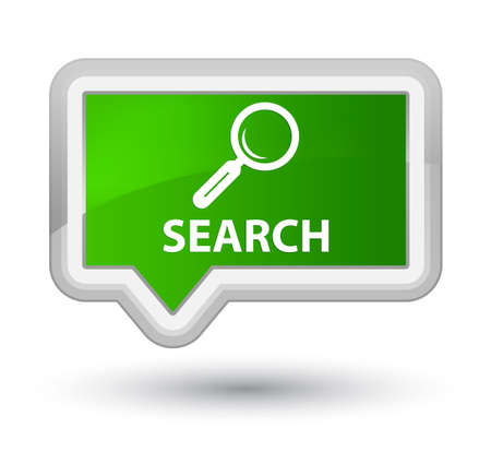 Search green banner button