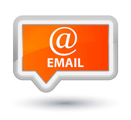 email address: Email (address icon) orange banner button