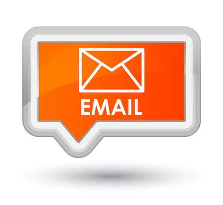 orange banner: Email orange banner button