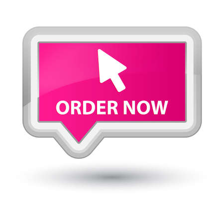 order: Order now (cursor icon) pink banner button