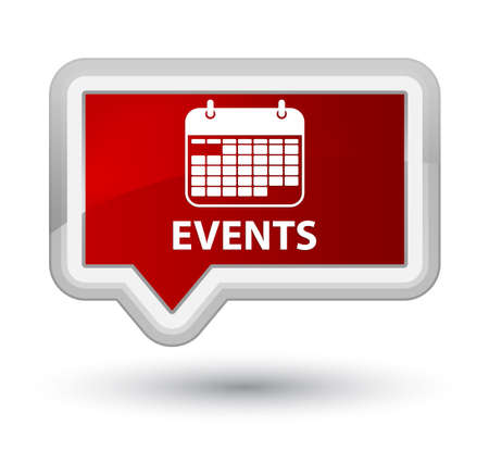 appointments: Events (calendar icon) red banner button