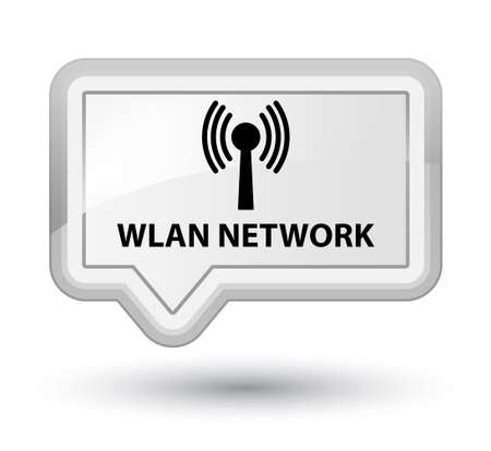 crossover: Wlan network white banner button