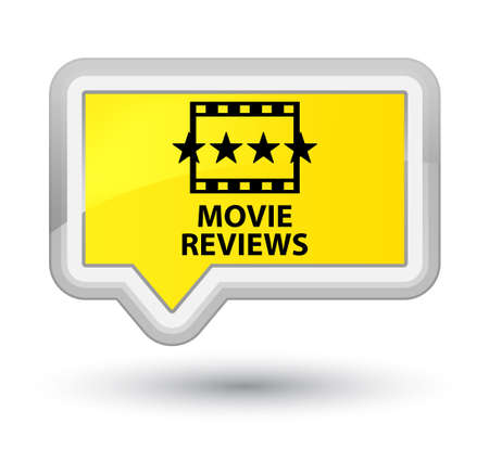 opinions: Movie reviews yellow banner button