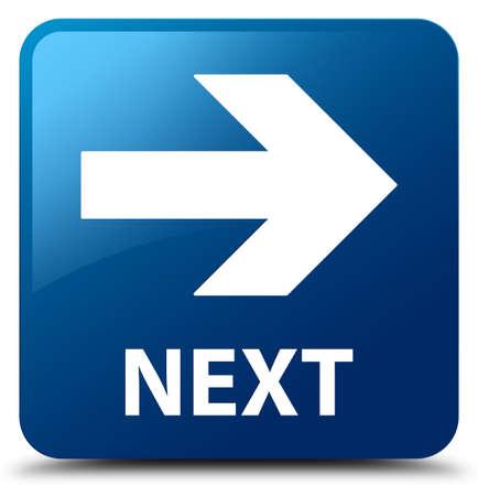 go forward: Next blue square button