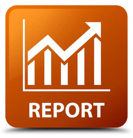 stat: Report (statistics icon) brown square button