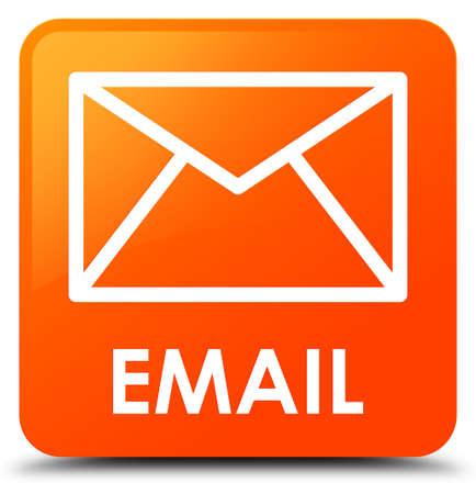Email orange square button