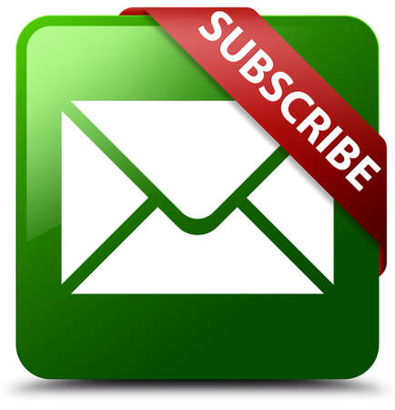Subscribe (email icon) green square button