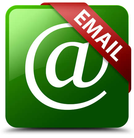 Email (address icon) green square button