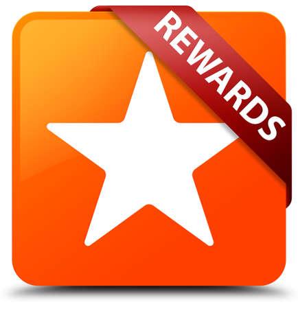 Rewards (star icon) orange square button