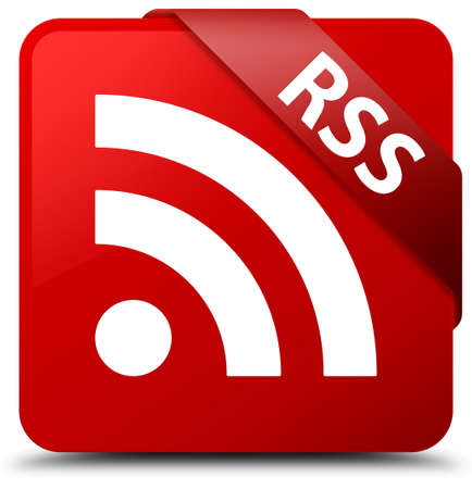 RSS red square button