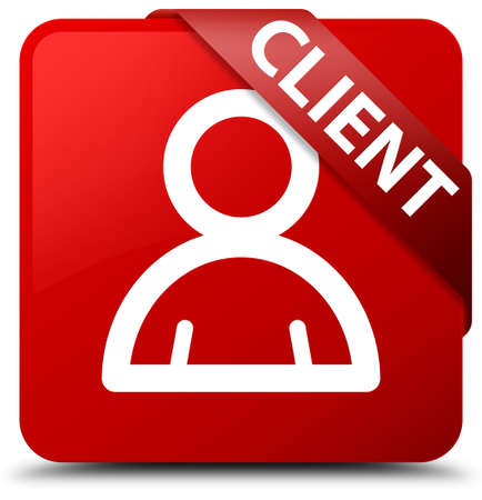 clients: Client (member icon) red square button