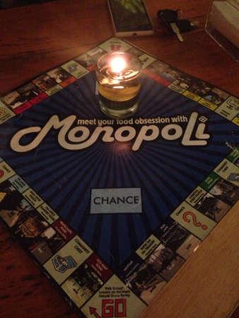 monopoly: Monopoly Cafe Malang East Java
