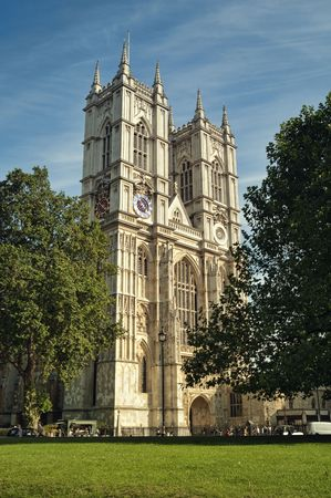 abbey: Westminster Abbey , London, UK. Stock Photo
