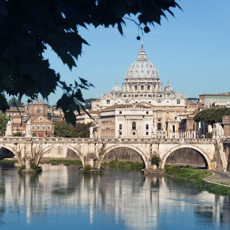 st peter s basilica: St  Peter s Basilica, Rome - Italy