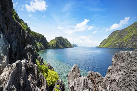 El Nido , Palawan - Philippines Фото со стока