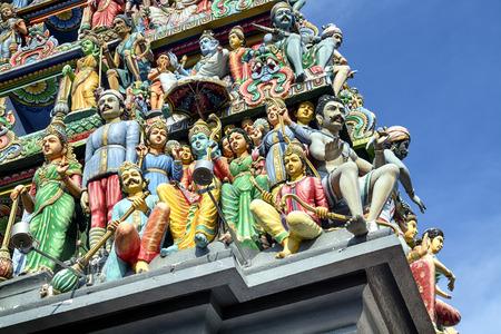 mariamman: Details of Sri Mariamman Hindu Temple