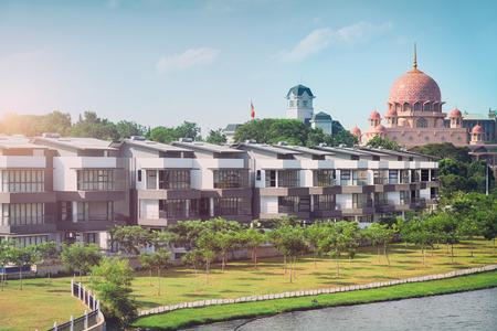 Housing development  in Putrajaya - Kuala Lumpur, Malaysia