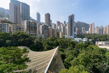 aviary: Hong Kong Park and Aviary