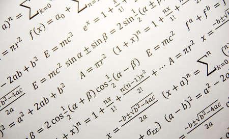 相対性理論のアインシュタイン数式数式、数学背景 写真素材
