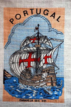 背の高い船のポルトガル語