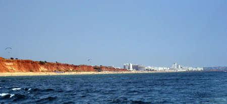 vilamoura: Beach Rocha Baixinha , Vilamoura, Algarve, Portugal Summer