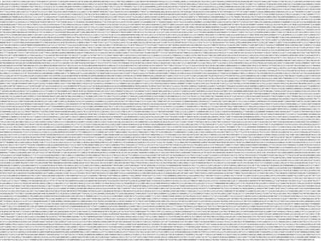 The Pi symbol mathematical constant irrational number, greek letter, on 25000 digits background