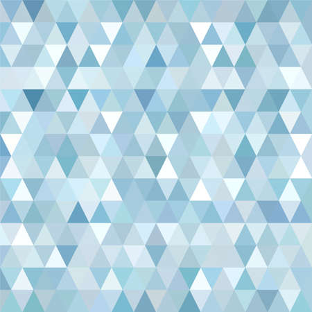 Blue, Triangular  low poly, mosaic pattern background, Vector polygonal illustration graphic, Creative, Origami style with gradient