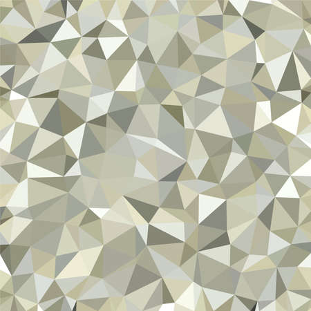 Gold, Triangular  low poly, mosaic pattern background, Vector polygonal illustration graphic, Creative, Origami style with gradient Banque d'images - 112220155