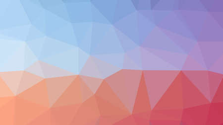 Colorful, Triangular  low poly, mosaic pattern background, Vector polygonal illustration graphic, Origami style with gradient