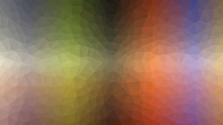 Colorful, Triangular  low poly, mosaic pattern background, Vector polygonal illustration graphic, Origami style with gradient,  racio 1:1,777 Ultra HD, 8K Banque d'images - 112975408
