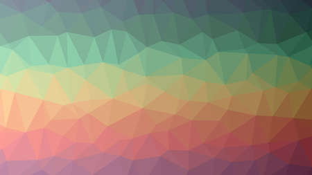 Colorful, Triangular  low poly, mosaic pattern background, Vector polygonal illustration graphic.