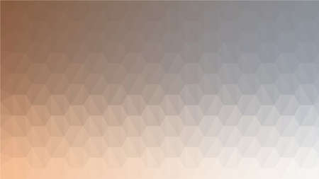 Colorful, hexagon low poly, mosaic pattern background, Vector polygonal illustration graphic. Illustration