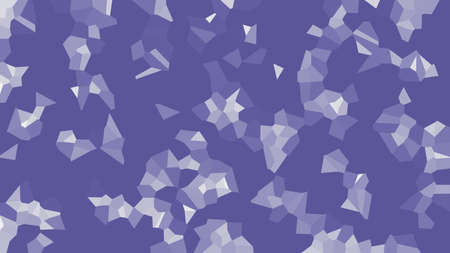 Colorful voronoi, vector abstract. Seamless irregular lines mosaic pattern. Geometric flat grid