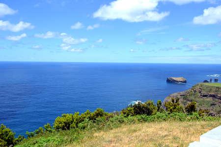 Near Mosteiros Beach, Sao Miguel, Azores, Portugal