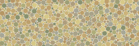 Sparse watercolor confetti dot colorful on white background. Chaotic pattern circle digital. Aspect Ratio 3:1