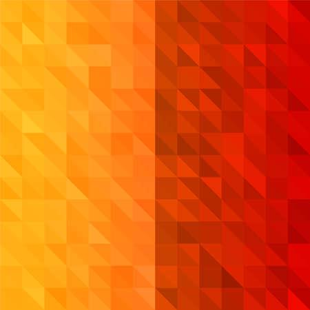 Triangulaire low poly, mosaïque de fond, illustration vectorielle polygonale graphique, créatif, style Origami avec dégradé
