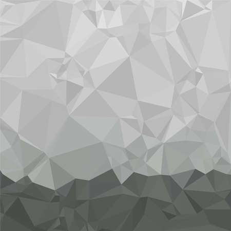 Triangolare low poly, sfondo a mosaico, illustrazione grafica vettoriale poligonale, creativo, stile origami con gradiente