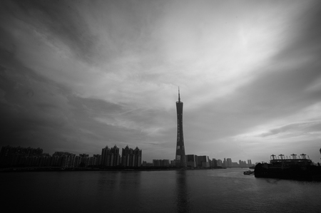 guangzhou: Guangzhou tower