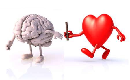 마음 사이 릴레이, 장기 기증 또는 협력의 개념, 전문 지식의 교환 스톡 콘텐츠