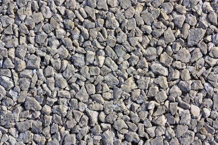 Background of a concrete and Gravel Wall photo