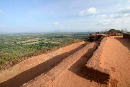 Sigiriya panorama, Sri Lanka photo