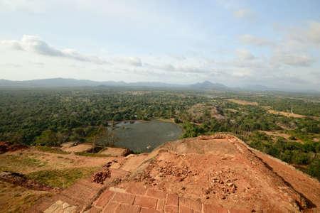 sigiriya: Sigiriya panorama, Sri Lanka