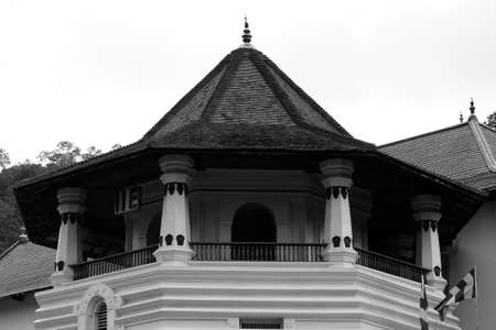 Temple Of The Sacred Tooth Relic, Kandy, Sri Lanka Stock Photo - 17075951