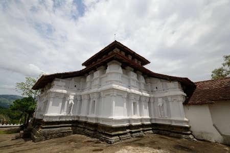 Lankatilake Temple near Kandy