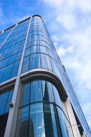Skyscraper in Canary Wharf