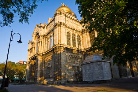 Orthodox cathedral of the Assumption of the Virgin, Varna, Bulgaria