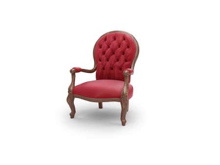 Furniture royal antique Stock Photo