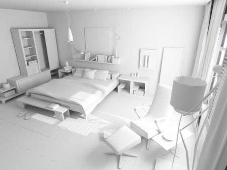 residental: Modern Interior